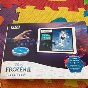 Frozen II coding kit